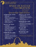 2017 Saint Louis Bar Foundation Spirit of Justice Celebration Sponsorship Opportunities