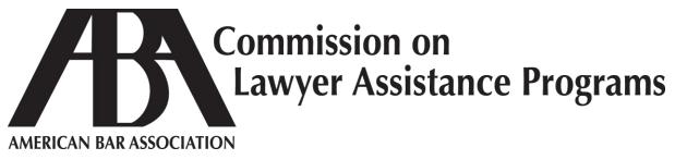 ABA Commission on Lawyer Assistance Programs logo