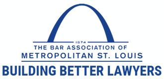 Bar Association of Metropolitan St. Louis logo