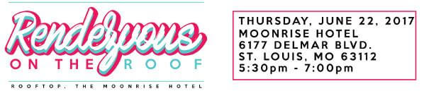 BAMSL Rendezvous on the Roof at Moonrise Hotel on June 22
