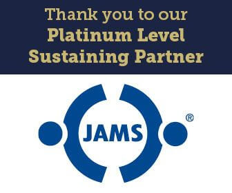 Thank you to our Platinum Level Sustaining Partner, JAMS ADR