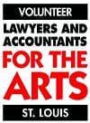 Volunteer Lawyers and Accountants for the Arts logo