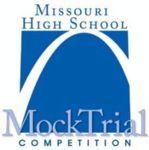 Missouri High School Mock Trial logo